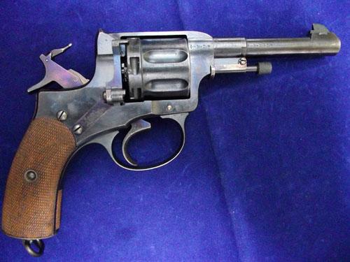 револьвер образца 1895 года, бельгийский выпуск 1898 года
