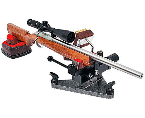 20 винтовок — спортивных и охотничьих — производит в год фирма Bix'n Andy.