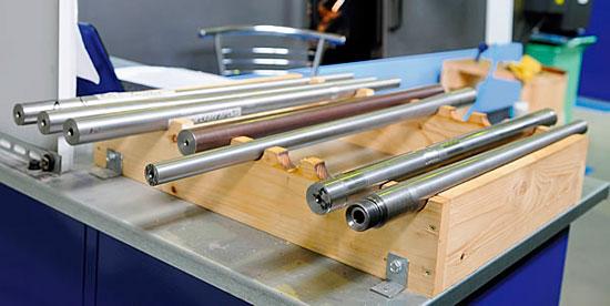 На заводе ГК «Промтехнологии» можно заказать винтовку одного из 20 калибров – от 5,6 до 20 мм.