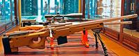 Такие винтовки в России не делает никто. В Москве создано высокотехнологичное производство современного снайперского оружия