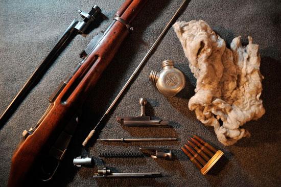Вода или керосин? Проблемы сбережения трёхлинейных винтовок в русской армии