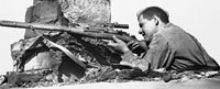 Использование снайперов в бою