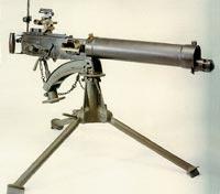 7,71-мм английский станковый пулемет «Виккерс» Мк 1