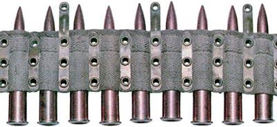 Мягкая тканевая патронная лента емкостью 250 патронов к станковому пулемету «Максим» обр. 1910 года