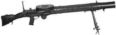 7,71-мм ручной пулемет Льюис М 1914 с дисковым магазином