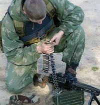 Магазинная подача патронов