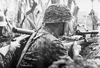 «Сверхметкие стрелки» из Вермахта