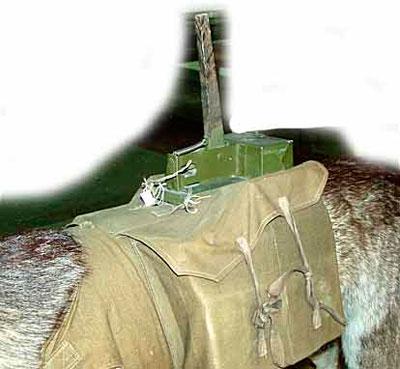Противотанковая подвижная мина (Противотанковая собака)