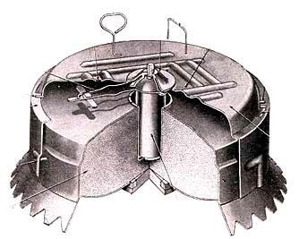 Противотанковая мина ПМЗ-40