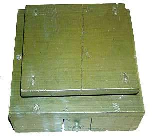 Противотанковая мина Т-4 (T-IV)