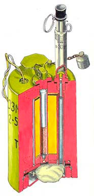 Противопехотная мина ОЗМ-3