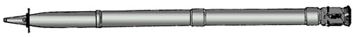 Реактивный снаряд 9М22К2