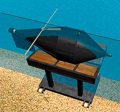 Противодесантная мина «Рыбка»
