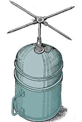 Противодесантная мина ЯРМ