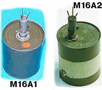 Противопехотная мина М16