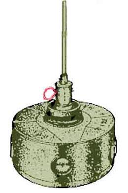 Противотанковая мина М21