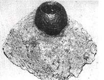 Вспомогательная противопехотная мина В-1 (Be.Schue.Mi. W-1)