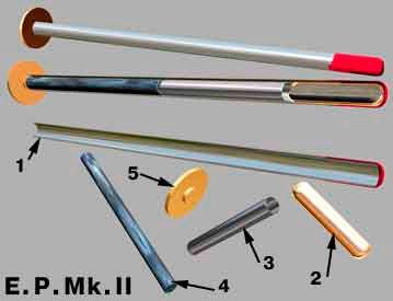 Противотанковая мина Е.П. Модель II (E.P.Mk.II)