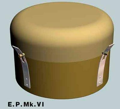 Противотанковая мина Е.П. Модель VI (E.P.Mk.VI)