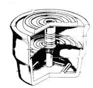 Противопехотная мина Glas.Mi. 43