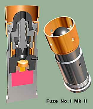 Противотанковая мина Г.С. Модель II (G.S.Mk.II)