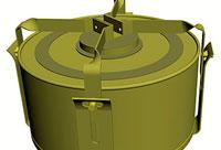 Противотанковая мина Г.С. Модель Vc (G.S.Mk.Vc)