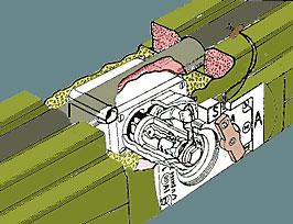 Противотанковая фугасная мина Л9A1 (L9A1)