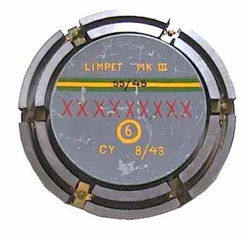 Магнитный заряд «Прилипала» Мк III («Limpet» Mk III)