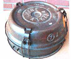 Противотанковая мина Модель 7 (Mk 7)