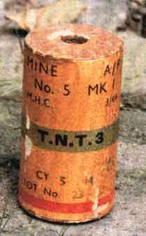 Противопехотная мина №5 Модель I (No.5 Mk.I)