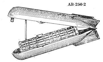 Противопехотная бомба-мина СД-2Б «Бабочка»