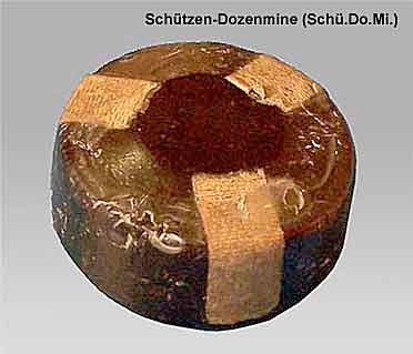 Противопехотная баночная мина (большая) (Schuetzen-Dosenmine (gross) (Schue.Do.Mi.(g.)))