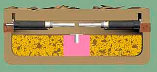 Противопехотная баночная картонная мина (Schuetzen-Dozenmine Pappe (Schue.Do.Mi.(Pap)))