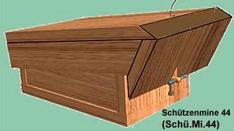 Противопехотная мина Schue.Mi. 44