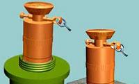 Вспомогательные мины (Behelfsminen)