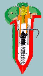 Противопехотная мина Gorazde (PNM-2)