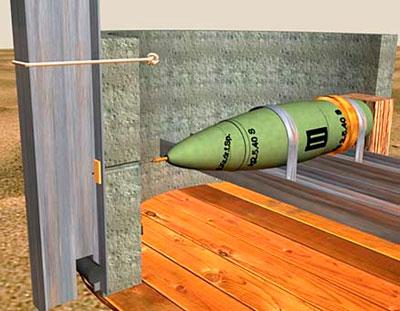 Противодесантная мина III (Nussknackermine III)