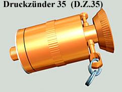 Импровизируемая противодесантная мина c нажимным взрывателем (improvisierte Nussknackermine mit Druckzuender)