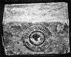 Противотанковая мина Шнельмина (Panzer-Schnellmine (Pz.Schn.Mi.))