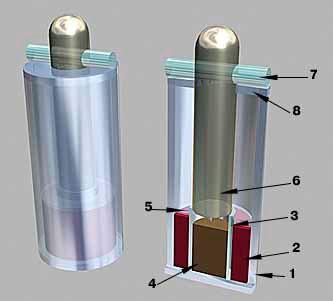 Противотанковая мина Картон-мина (Pappmine (Pap.Mi))