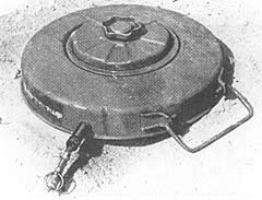 Противотанковая мина Теллермина 42 (Tellermine 42 (T.Mi. 42))
