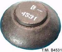 Противотанковые мины серии Топфмина 4531 (Topfmine 4531 (T.Mi.4531))