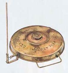 Противотанковая мина Теллермина 43 (Tellermine Pilz 43 (T.-Mi.-Pilz 43)