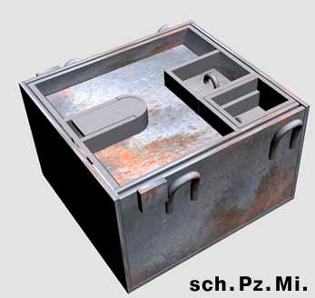 Тяжелая противотанковая мина (schwere Panzermine (sch.Pz.Mi.))