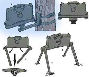 Оборонительный заряд 22 / Противопехотная мина 22 (Forsvarsladdning 22)