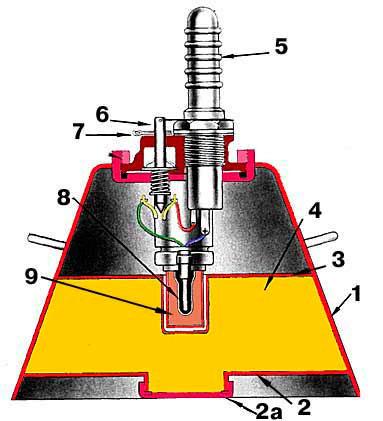 Противодесантные мины серии JG (Type JG Antiboat Mine)