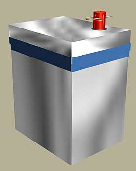 Противотанковая/противопехотная мина Ni03 (Improvised Land Mine (Ni03) )