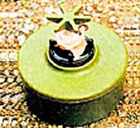 Противопехотная мина PMA-2 (ПМА-2)