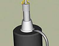 Противопехотная мина PMR-U (ПМР-У)
