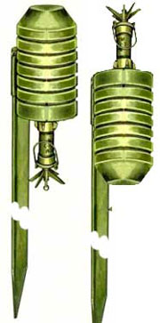 Противопехотная мина PMR-3 (ПМР-3)